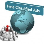 Free classifieds on the Internet