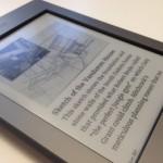 Kindle eBooks on iOS devices read