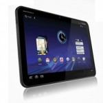 Motorola launches Xoom with Android 3.0