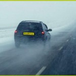 Tips for safe driving in ice and snow