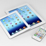 Apple new iPad and iPhone 5