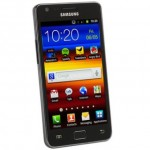 Samsung Galaxy S2 in pink