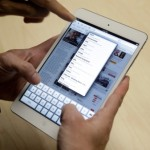 iPad Mini: Strong competition from the small