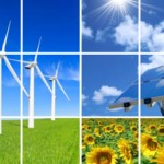 The sources of renewable energy