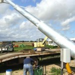 How to install wind turbines