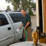The homemade biodiesel