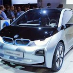 A worldwide launch for the electric BMW i3