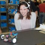 As achieve a mini robot