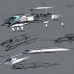 Hyperloop, capsule travels at 1000 km / h