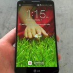 INTRODUCED THE LG OPTIMUS G2, HIS NEW MASTERPIECE