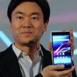 The new Xperia giant can be seen ahead of time
