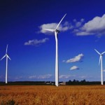 How does a wind turbine