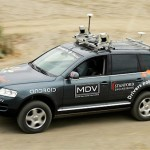 THE AUTONOMOUS CARS ARE COMING