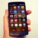 Nexus 5, how amazing your Google?