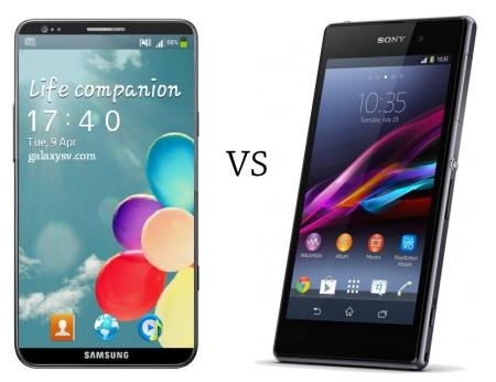 Samsung-Galaxy-S5-sony-xperia